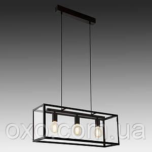 Люстра в стиле лофт 2i Loft Rectangular (01111986), Подвесной прямоугольный светильник