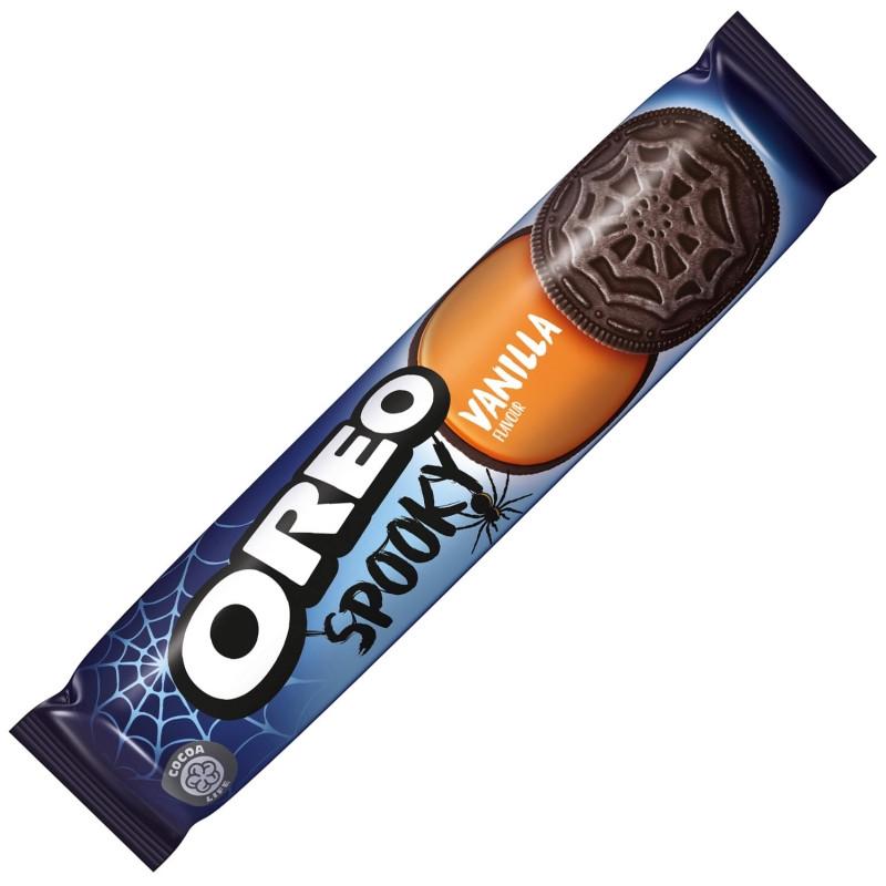 Печенье Oreo Spooky Vanilla Flavor 154 g