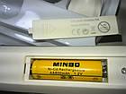 Машинка для стрижки волос, бороды, усов, триммер 4 в 1 Gemei GM-586, портативный аккумуляторная бритва, фото 6
