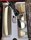 Машинка для стрижки волос, бороды, усов, триммер 4 в 1 Gemei GM-586, портативный аккумуляторная бритва, фото 7
