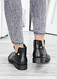 Ботинки кожаные Эллен 6957-28, фото 5
