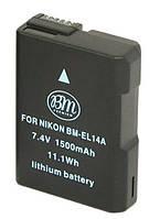 Батарея Nikon EN-EL14 ENEL14 Coolpix P7000 P7100