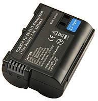 Батарея Nikon EN-EL15 ENEL15 D7000 D800 D800E, фото 1