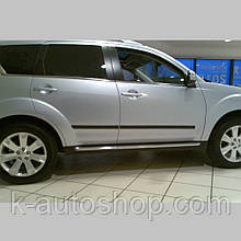 Молдинги на двері для Peugeot 4007 2007-2012