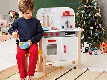 Дитяча дерев'яна кухня PlayTive Junior wood Німеччина