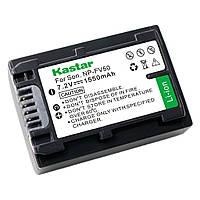Батарея Sony NP-FV50 NEX-VG10 VG20E TD10 XR160, фото 1