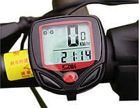 Велокомпьютер одометр спидометр 14 функций SD-548B