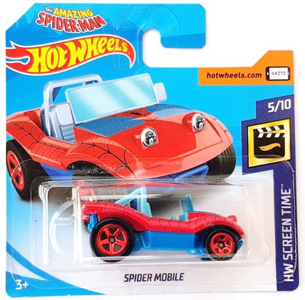 Базова машинка Хот Вілс Hot Wheels Spider Mobile car