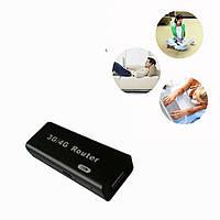 Мини 3G 4G RJ11 ADSL WI-FI роутер, питание от USB