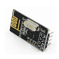 Мини радиомодуль 2.4ГГц трансивер для Arduino, PIC