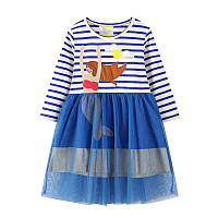 Платье для девочки Mermaid Jumping Meters (6 лет)