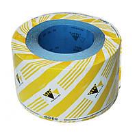 Водостойкая наждачная бумага синяя Siaflex 115мм x 1м P40