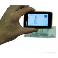 Портативный мини ИК детектор валют бумаг с экраном