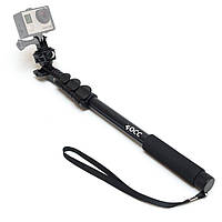 Регулируемый ручной монопод для GoPro, смартфонов, фото 1
