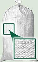 0,9 х 0,55 не Б/У мешок ЖЕЛТЫЙ  (сахарный) полипропиленовый тонкий, фото 1