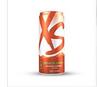 Энергетический напиток со вкусом апельсина и кумквата Orange Kumquat Blast XS Power Drink Объем/Размер: 12 бан