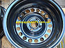 Диск колесный  Geely MK R15  (Украина, Кременчуг), фото 3