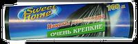 """Пакети д/сміття """"Anna Zaradna"""" 160л/10шт LD Суперміцні/-372/20"""
