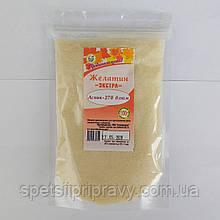 Желатин экстра 100г (270 Блюм)