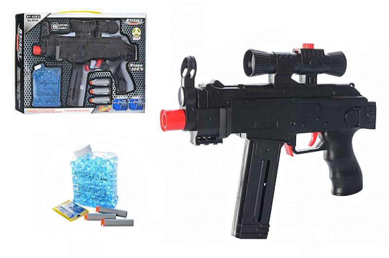 """Детский автомат с орбизом, присоски AK46 """" Калашников"""""""