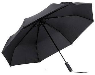 Зонт Xiaomi Flower Bed Super Large Automatic Umbrella Iron Black