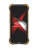 Смартфон Doogee s58 pro цвет оранжевый (экран 5.71 дюймов, памяти 6/64 Гб, батарея 5580 мАч), фото 2