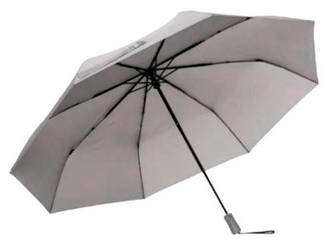 Зонт Xiaomi Flower Bed Super Large Automatic Umbrella Iron Gray