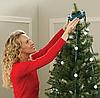 Новогодняя елочная гирлянда Tree Dazzler 48 Led лампочек, фото 6