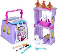 Игровой набор Замок Питомцев CRAYOLA 74-7358-E-000 Washimals Peculiar Pets Palace Case