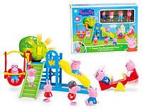 Игровой набор парк развлечений Свинка Пеппа XZ-361