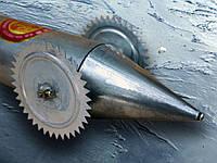 Торпеда (ракета) для подледной установки сетей