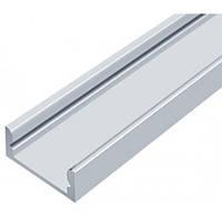 Профиль алюминиевый LED ЛП7 анодированный - П7A