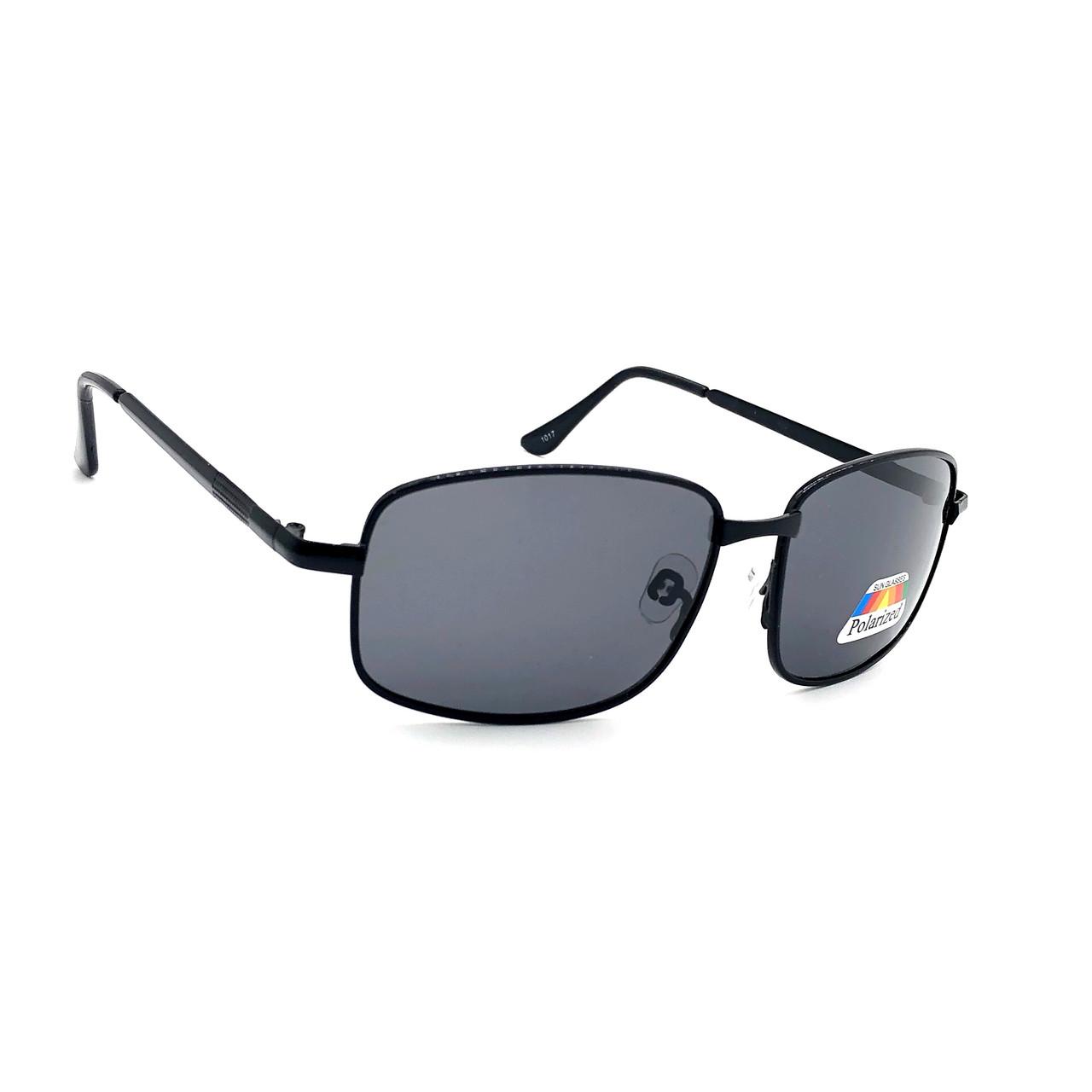 Сонцезахисні окуляри полароїд 1017 чорний