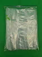 Пакет с замком Zip-lock (Слайдеры ) 40х28 (25шт)50мкм (1 пач)заходи на сайт Уманьпак