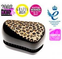 Расческа для волос Tangle Teezer Compact Styler Леопард