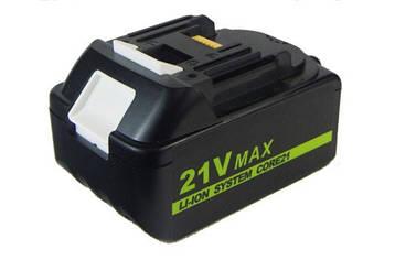 Батарея Li-ion 21В/ 5,0 Ач з індикатором заряду TITAN BBL2150-CORE