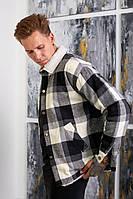 Куртка-рубашка на цигейке