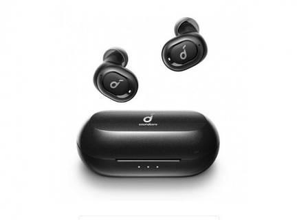 Бездротові Bluetooth-Навушники Anker Soundcore Liberty Neo Black, фото 2