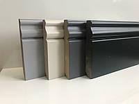 Плинтус Мдф крашенный RAL, NCS : 100х16 мм