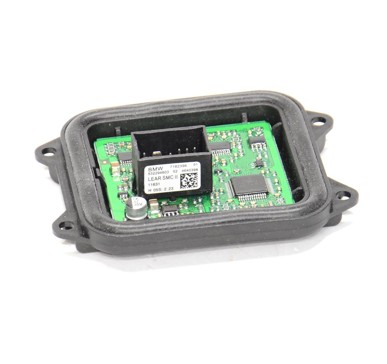 Блок адаптивного освещения поворотов 63117182396 X5 e70 X6 e71 3 e90