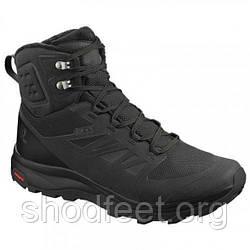 Мужские ботинки Salomon Outblast TS CSWP 409223