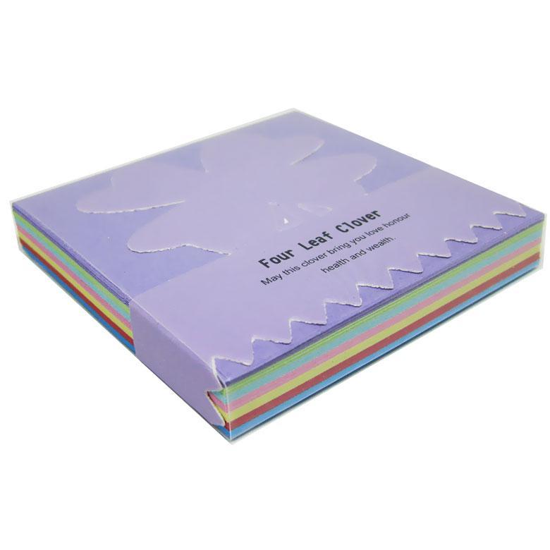 Бумага для оригами, цветная 7,5*7,5см 112л. 7цв. Camis 80г/м2 MJ-33