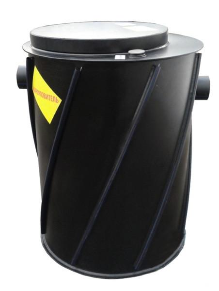 Жироуловитель цеховой СЖК 3,6-0,5 0,5м3/ч (800х1000) 50мм, 110мм  патрубок