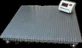 Весы платформенные Днепровес ВПД-1212 Л (500 кг , 1т , 2т)