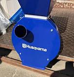 Зернодробилка Huaqvarna EFS 4300 (4.3 кВт, 320 кг/ч). Кормоизмельчитель для зерна и початков кукурузы, фото 5