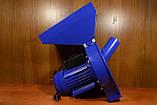 Зернодробилка Huaqvarna EFS 4300 (4.3 кВт, 320 кг/ч). Кормоизмельчитель для зерна и початков кукурузы, фото 4