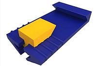 Крепления для штукатурного маяка пластиковый 100 шт 2774