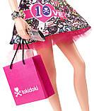 2015 Tokidoki Barbie коллекционная Барби Collector Black Label 10th Anniversary Doll, фото 3