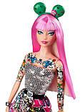 2015 Tokidoki Barbie коллекционная Барби Collector Black Label 10th Anniversary Doll, фото 8
