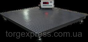 Весы платформенные Днепровес ВПД-1215 (0,5т ,1т ,2т,3т)